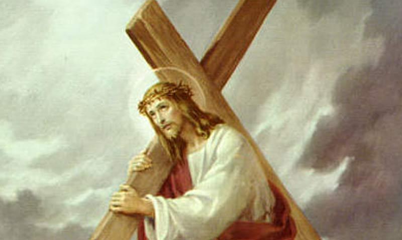 Tajemnica czwarta - DROGA KRZYŻOWA PANA JEZUSA