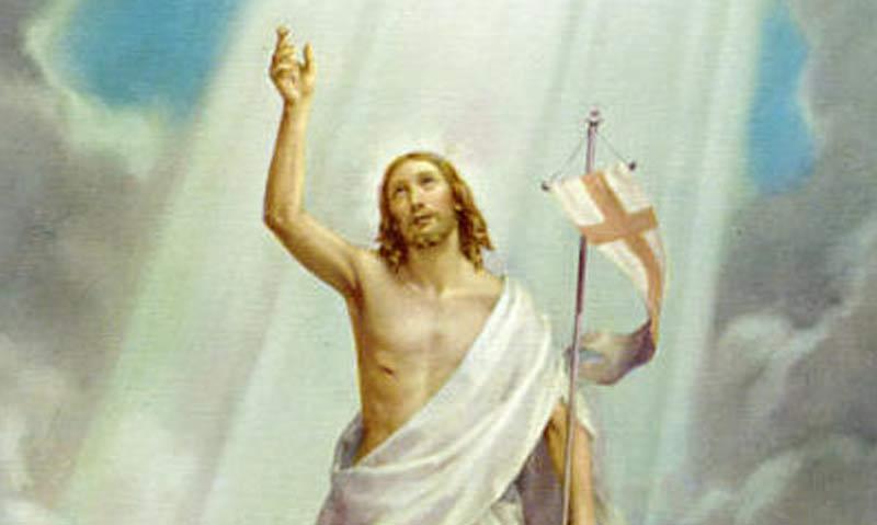 Tajemnica pierwsza - ZMARTWYCHWSTANIE PANA JEZUSA